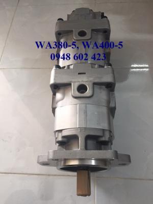 Bơm bánh răng WA380-5, WA400-5.