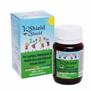 IQ Shield - Viên uống bổ mắt của Úc