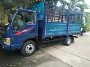 Bán xe tải Jac 2 tấn 4 -  Jac 2 tấn 5 thùng 3m7 giá rẻ vào được thành phố ban ngày