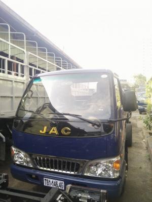 Bán xe tải Jac 2t5 đời 2017, động cơ Isuzu, giá ưu đãi