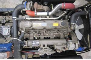 Động cơ YC4D130-33 ,xe chạy rất êm,khỏe,bền bỉ và tiết kiệm nhiên liệu.