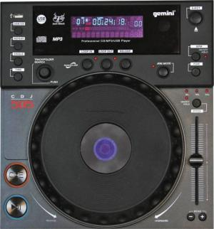 Máy DJ Gemini CDJ-600 Professional CD Player