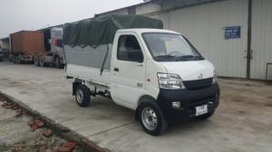 Xe tải 8 tạ Veam star thùng bạt, tiêu chuẩn Euro 4