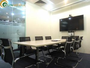 Cho thuê phòng họp trực tuyến 8 người