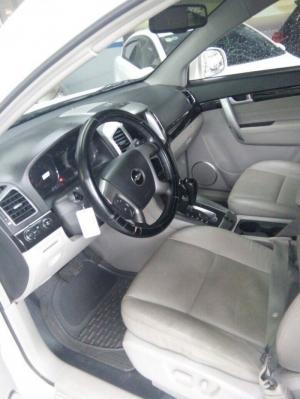 Bán Chevrolet Captiva LTZ 2.4AT màu trắng số tự động sản xuất 2015 biển Sài Gòn