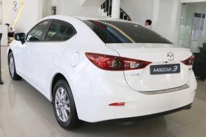 Mazda 3 F/L 2017 áp dụng giá bán 2018