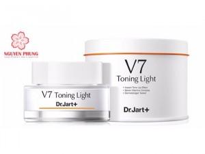Kem Dưỡng Trắng Da Trị Nám Dr.Jart+ V7 Toning Light