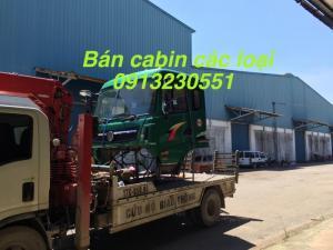 Bán cabin xe Cửu Long tmt Trường Giang dongfeng howo