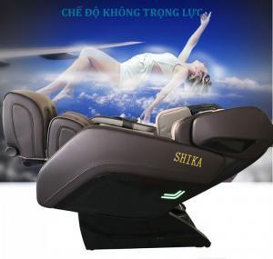 Ghế massage toàn thân không trọng lượng shika 8918
