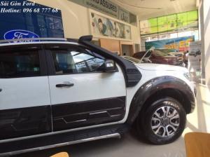 Tặng phí trước bạ 100% khi mua Ford Ranger Wildtrack 2017 - Giao xe ngay - Hotline: 096 68 777 68 (24/24)