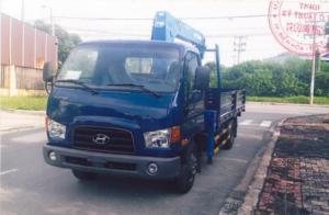 Bán Xe Hyundai Hd72 Gắn Cẩu Unic 340 4 Khúc