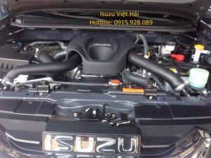 Xe 7 chỗ Isuzu Mu-X, nhiều màu, giao xe ngay, liên hệ để nhận ưu đãi 60 triệu đồng
