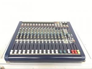 Mixer Soundcraft MFX 12/2Line nhập khẩu loại 1
