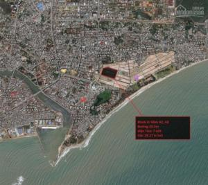 (ocean Dunes) Sở hữu đất nền MT Biển ngay TTTP Phan Thiết, Sổ đỏ giá chỉ 15tr/m2