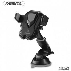 Giá Đỡ Điện Thoại Remax-C26, Kẹp giữ co giãn kẹp chắc chắn, xoay linh hoạt - MSN181245
