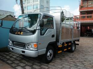 Xe tải jac 2.4t siêu bền, siêu rẻ, siêu tiết kiệm, siêu đẹp