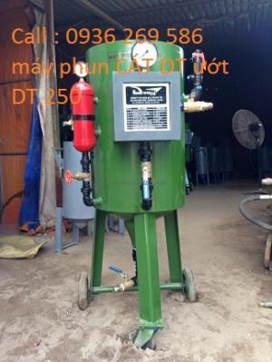 (Mới) Máy phun cát ướt , khô DT - 250
