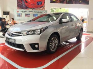 Toyota Altis 1.8G CVT Giao Ngay, Tặng Full Option , Tặng 5 Năm Bảo Hiểm