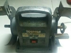 Máy Mài Bàn Toshiba Hàng Nội Giá Mềm