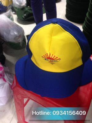 Xưởng chuyên may nón đồng phục Hồ Chí Minh