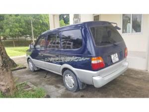 Bán xe zace 2002 để nâng đời xe