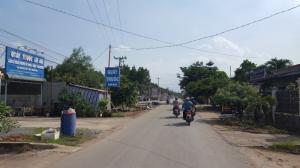 Bán đất sổ đỏ thổ cư đối diện cty Kenda - KCN Giang Điền