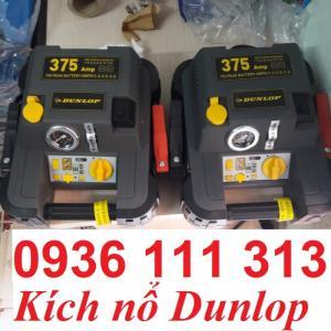 Bộ Nổ Kích bình Ô tô Dunlop cao cấp