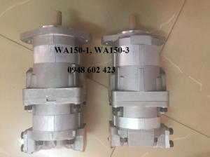 Bơm thủy lực Komatsu WA180-3, Hydraulic Gear...
