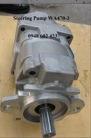 Steering Hydraulic Pump WA470-3.