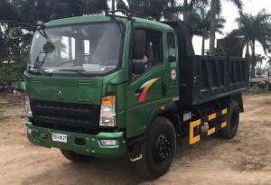 Xe ben Howo 6,5 tấn tại Kiên Giang TMT ST8165D