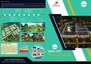 Đất nền dự án GAIA City, Block C13, trục đường hoa Anh Đào 27m
