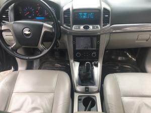 Chevrolet Captiva LT 2013 số sàn màu đen VIP mẫu mới