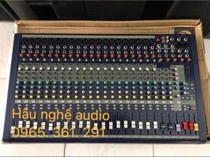 Mixer bàn MFX 20/2 line Soundcraft nhập khẩu loại 1