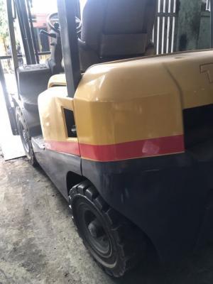 Bán xe nâng hàng TCM 2,5 tấn giá cả cạnh tranh, đảm bảo chất lượng