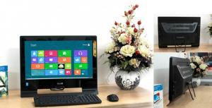 """Mạnh mẽ với Intel® Inside  GoodM all in one GAE8132Z được trang bị bộ vi xử Intel® Pentium® G3260 (3M Cache, 3.30 GHz). Được tích hợp chip xử lý đồ họa bên trong Intel® HD Graphics với 2 nhân 2 luồng các tác vụ hàng ngày như soạn thảo văn bản, lập bảng tính, nhập liệu, gửi email… đều được giải quyết nhẹ nhàng. Ngoài ra, sức mạnh của linh kiện máy để bàn thông thường giúp chạy """"mượt"""" các ứng dụng đồ họa, phát video HD, chỉnh sửa hình ảnh hay nhiều trò game của bạn hoàn toàn mượt mà."""