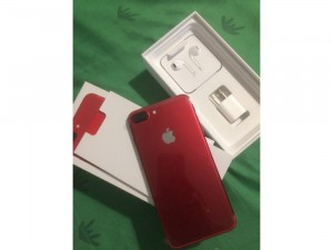 Iphone 7plus 128G Red