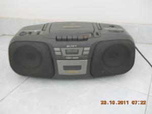 Cd-cassete-radio SoNy giá rẻ!