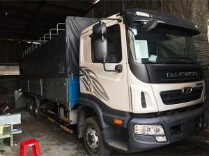 Xe tải dawoo prima nhập khẩu