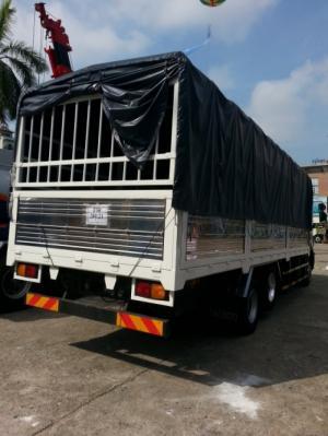 Bán xe tải DAEWOO 3 giò rút