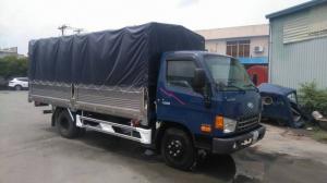 Xe HD99 6,5 Tấn Thùng Mui Bạt - Giá Xe HD99...