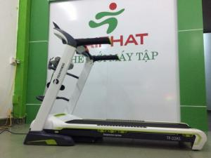 Máy chạy bộ điện Gia Đình Tech Fitness TF - 22AS