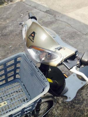 Xe đạp điện asama AFG,chính hãng