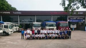 Đại lý Bán xe tải Hyundai tại Hà Nội