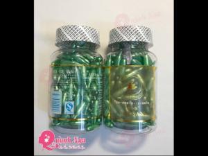 Vitamin Màu Xanh Trị Mụn
