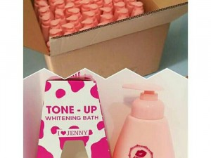 Sữa tắm tone up