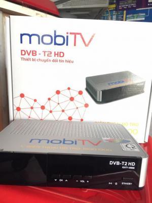 Đầu thu DVB T2 xem truyền hình vĩnh long THVL