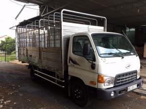 Hyundai hd700 tải trọng 7.5 tấn thùng mở 7 bửng