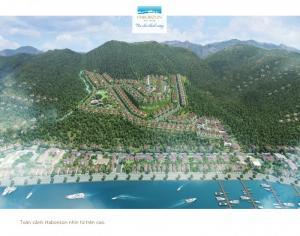 Đất Nền Sổ Đỏ Nhà Phố Biển Tại Thiên Đường Nghĩ Dưỡng Nha Trang