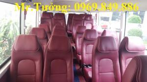 Xe Khách 29 Chỗ Thân Dài, Xe Khách 29 Chỗ Huyndai Thaco.