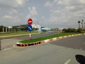 đường trước vị trí